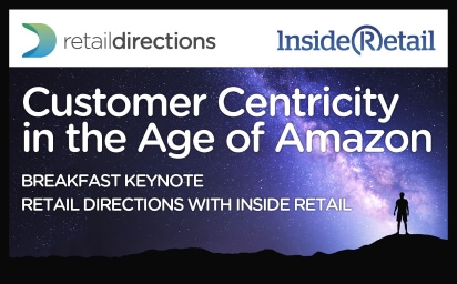 Customer Centricity in the Age of Amazon: 21 July 2017, Melbourne